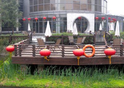 Changhai Urban Lanscaping Drijvende Eilanden 01102018 003
