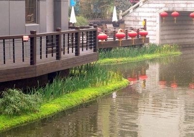 Changhai Urban Lanscaping Drijvende Eilanden 01102018 005