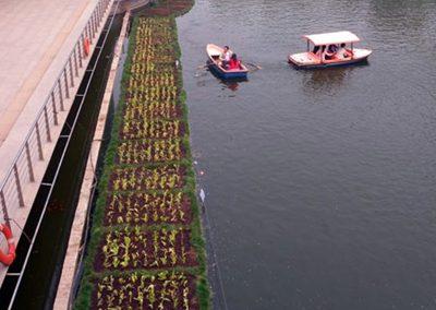 Drijvende Eilanden Yingri Lake China 02102018 001