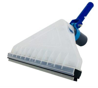 Transparante 'Haaks' mondstuk voor verwijderen van biomat en bodemalgen. Compatibel met TORPEDO en TORPEDO ULTRAvijverstofzuiger.