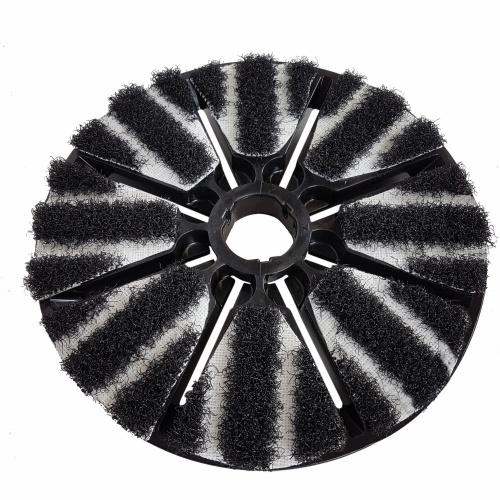 CLEARPAD houder en schrobberspad voor BIBER22 automatische wandborstel