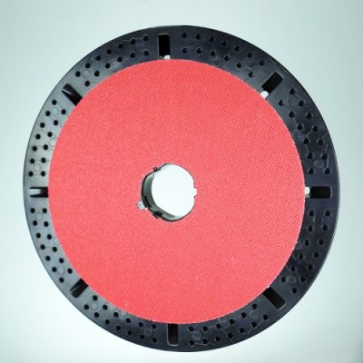 Padhouder voor automatische wandborstel BIBER22 voor vervangbare pads van verschillende types.