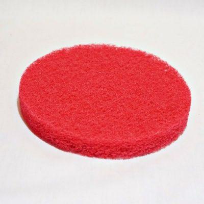 Pad voor automatische wandborstel BIBER22 voor vervangbare pads op universele padhouder.
