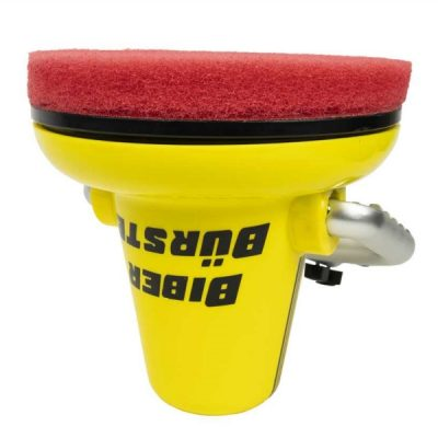 Vervangbare schuur- schrob- en reinigingspads voor de BIBER22 automatische wandborstel.